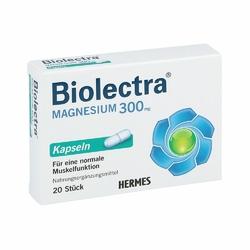 Biolectra Magnesium 300 kapsułki