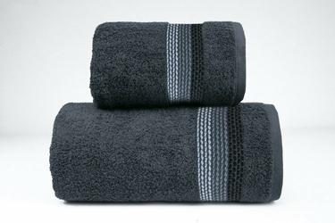 OMBRE POPIELATY ręcznik FROTEX - popielaty