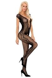 Bodystocking moritana livia corsetti
