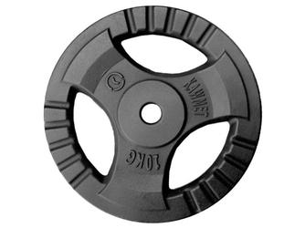 Obciążenie żeliwne kierownica 10 kg otwór 30,5 mm