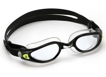 Aquasphere okulary kaiman exo small jasne szkła-czarny