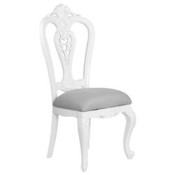 Krzesło azzurro styl 6160 szare