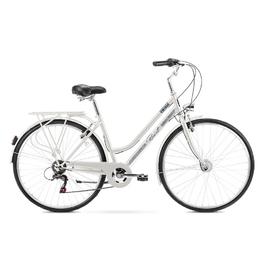 Rower miejski romet vintage d 2021, kolor biały, rozmiar 20
