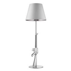 Flos :: lampa podłogowa guns - lounge gun chrome