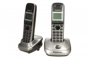 Panasonic kx-tg2512 dectgreyduo