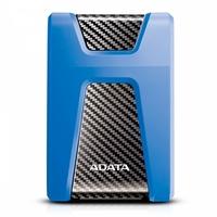 Adata dashdrive durable hd650 1tb 2.5 usb3.1 niebieski