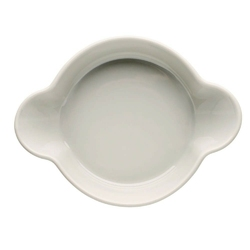 Sagaform - piccadilly - miseczki żaroodporne 13 cm, szare 2 szt. - szary