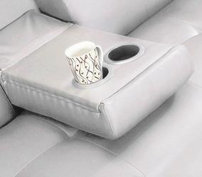 Sofa magnum, rozkładana, biała