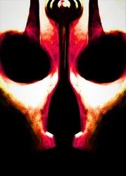 Face it star wars gwiezdne wojny - darth nihilus - plakat wymiar do wyboru: 59,4x84,1 cm