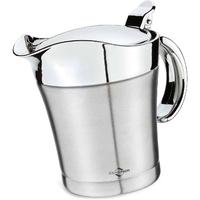 Stalowy dzbanek termiczny do zimnych i ciepłych napojów kuchenprofi 0,5 litra ku-1012472800