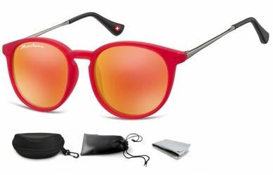 Okulary dziecięce lenonki unisex lustrzanki matowe cs71b