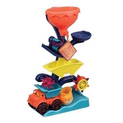 B.toys młyn wodny - kaskada z atrakcjami - do zabawy w piasku i wodzie
