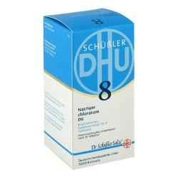 Biochemie dhu sól nr 8 chlorek sodu d6, tabletki