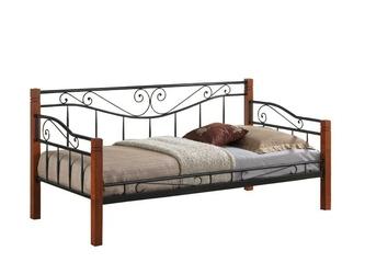 Łóżko kenia czereśnia antyczna
