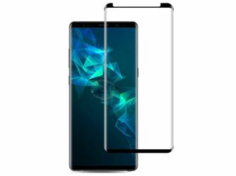 Szkło Mocolo TG+3D mini case friendly Galaxy Note 9 czarne