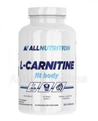 Allnutrition - l- carnitine fitbody - 120 kaps