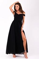 Eva  lola sukienka czarny 51010-2