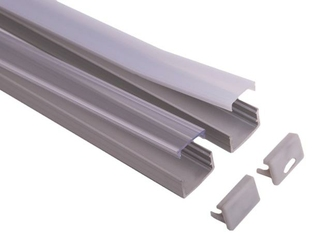 Profil aluminiowy anodowany - M21S
