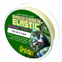 Amortyzator guma do tyczki SENSAS ELASTIQUE MAGIC LATEX 0,7