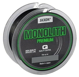Plecionka JAXON MONOLITH Premium 0,25mm 10m 30kg
