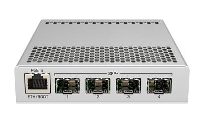 MIKROTIK ROUTERBOARD CRS305-1G-4S+IN - Szybka dostawa lub możliwość odbioru w 39 miastach