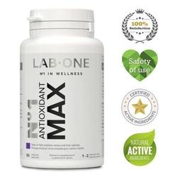 Lab one antioxidant max x 50 kapsułek
