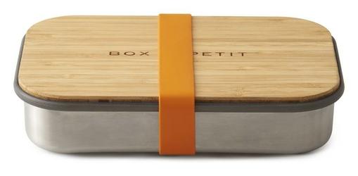 Pojemnik na kanapkę Sandwich Box Petit pomarańczowy