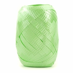 Wstążka karbowana KOKON 5mm20m - zielony - zielony