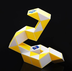 Układanka magiczny wąż Magic Snake 38 cm
