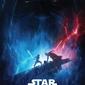 Star wars: the rise of skywalker galactic encounter - plakat