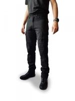 Ozone spodnie motocyklowe jeans  shadow ii black