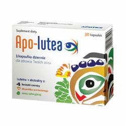 APO-LUTEA x 30 kapsułek