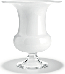 Wazon Old English biały 24 cm