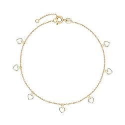 Staviori bransoleta 18cm. żółte złoto 0,333.  długość regulowana 19cm lub 18cm.