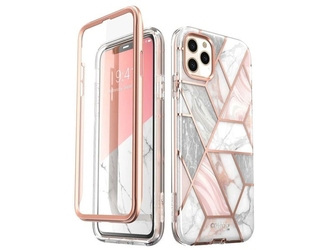 Etui supcase cosmo sp do apple iphone 11 pro max marble pink