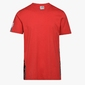 Koszulka męska diadora ss t-shirt trofeo oc - czerwony