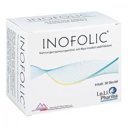 Inofolic myo-inozytol kwas foliowy