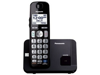Panasonic KX-TGC210 Dect Black