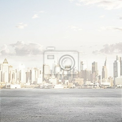 Fototapeta future city