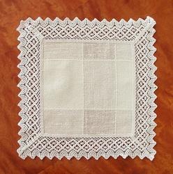 Serwetka teflonowana greno słomkowy kwadrat 30 x 50