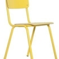 Zuiver :: krzesło back to school hpl żółte