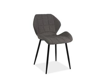Krzesło tapicerowane Rotar szary
