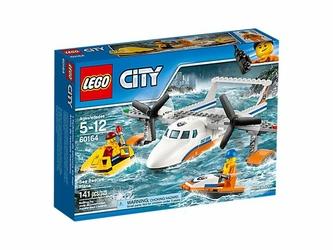 Klocki Lego City 60164 Hydroplan ratowniczy