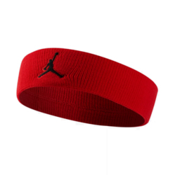 Opaska frotka na głowę Air Jordan Jumpman Headband - JKN00-605 - czerwony