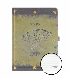 Game Of Thrones Stark Worn - notes