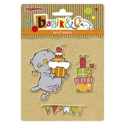 Stemple - zestaw BasikC - party - 036