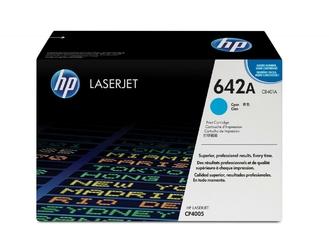 HP Toner CLJ CP4005 7.5k CB401A BŁĘKITNY