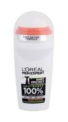Loréal paris men expert shirt protect 48h dezodorant roll-on dla mężczyzn 50ml