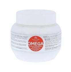 Kallos cosmetics omega maska do włosów dla kobiet 275ml