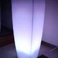 Donica podświetlana juno 75 cm rgb 16 kolorów